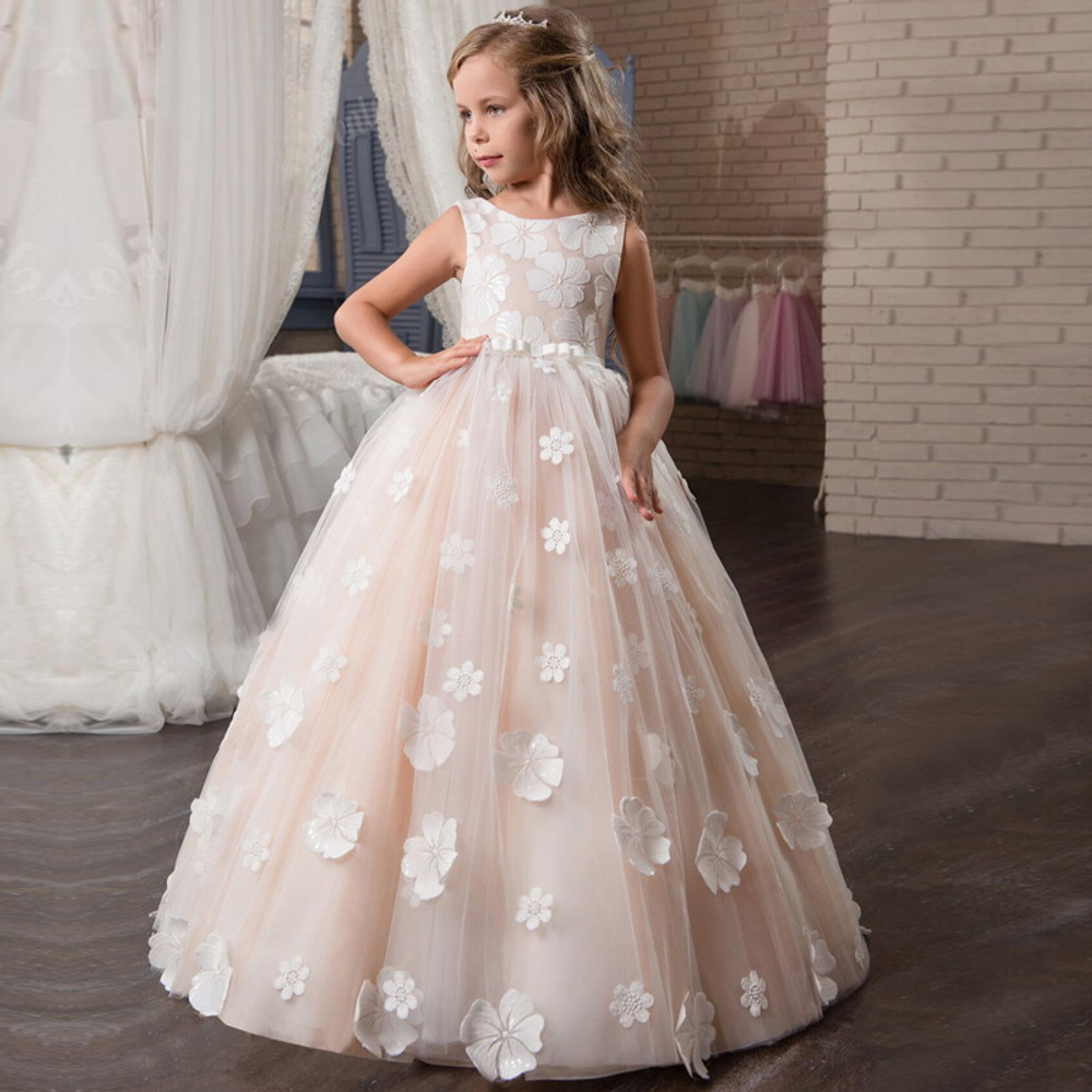 55714dee2 Flower Girl Dresses Australia | Summer Flower Girl Dress