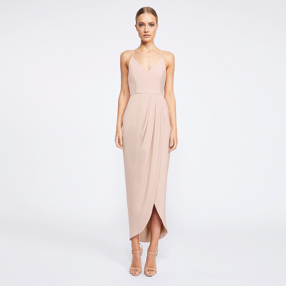 Shona Joy Core Cocktail Dress - Ballet