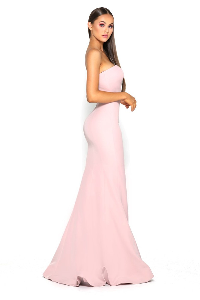 Lilo Gown Mauve by Portia & Scarlett