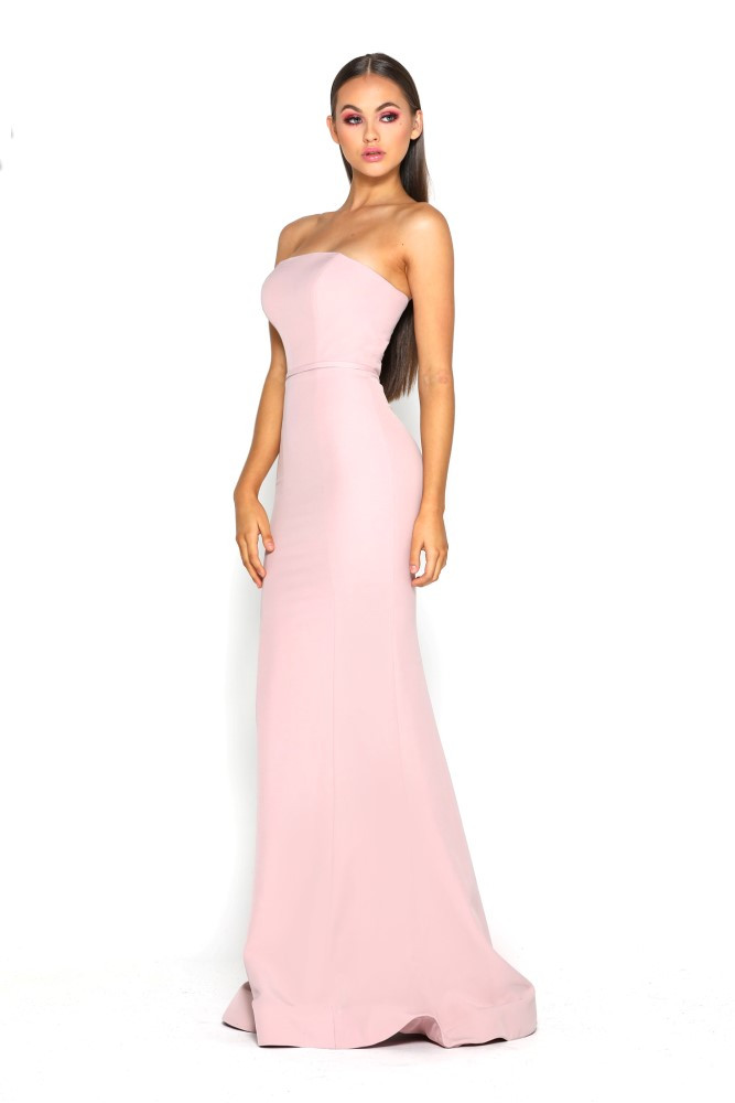 Lilo Gown Blush by Portia & Scarlett