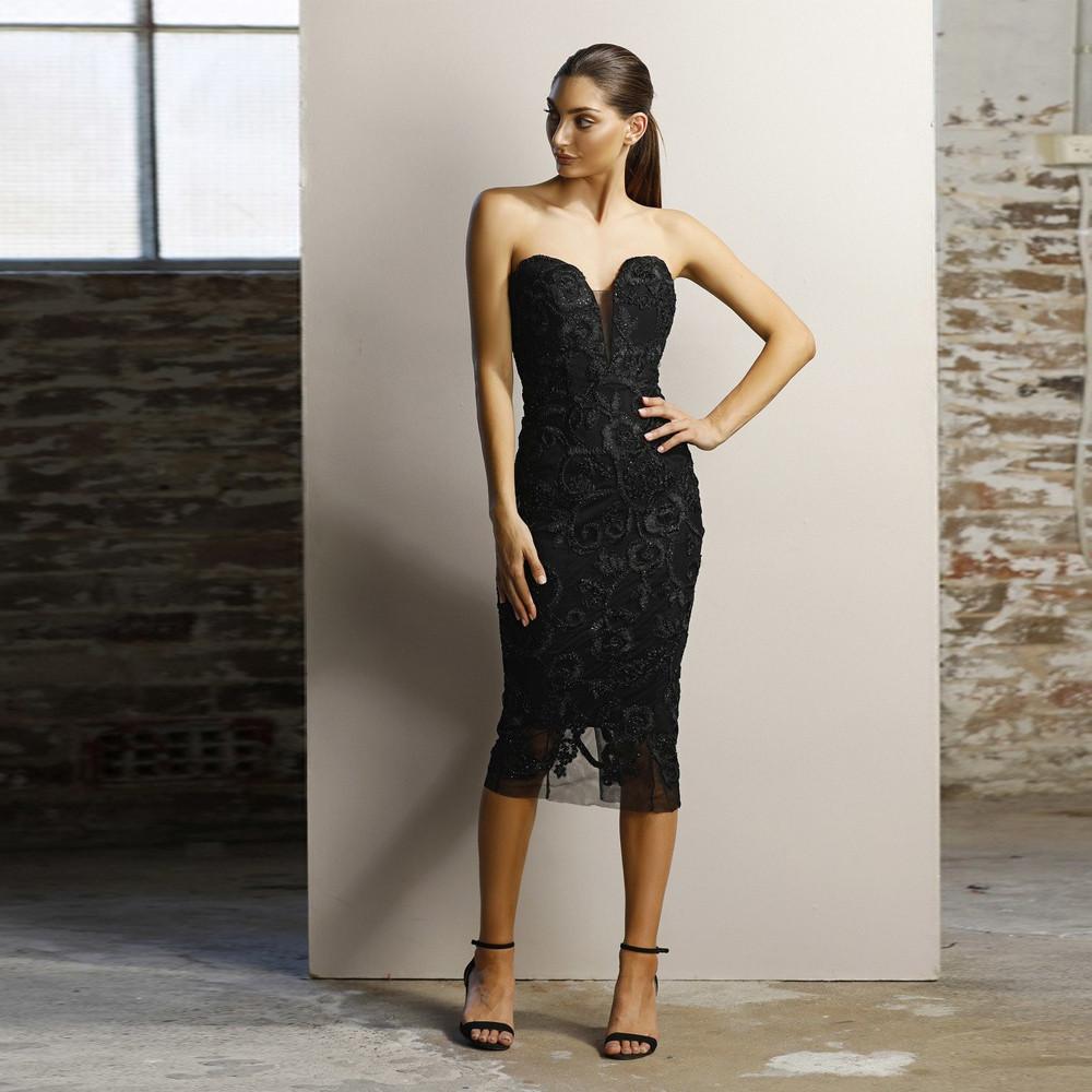Jadore JX1066 Kendall Sequin Dress