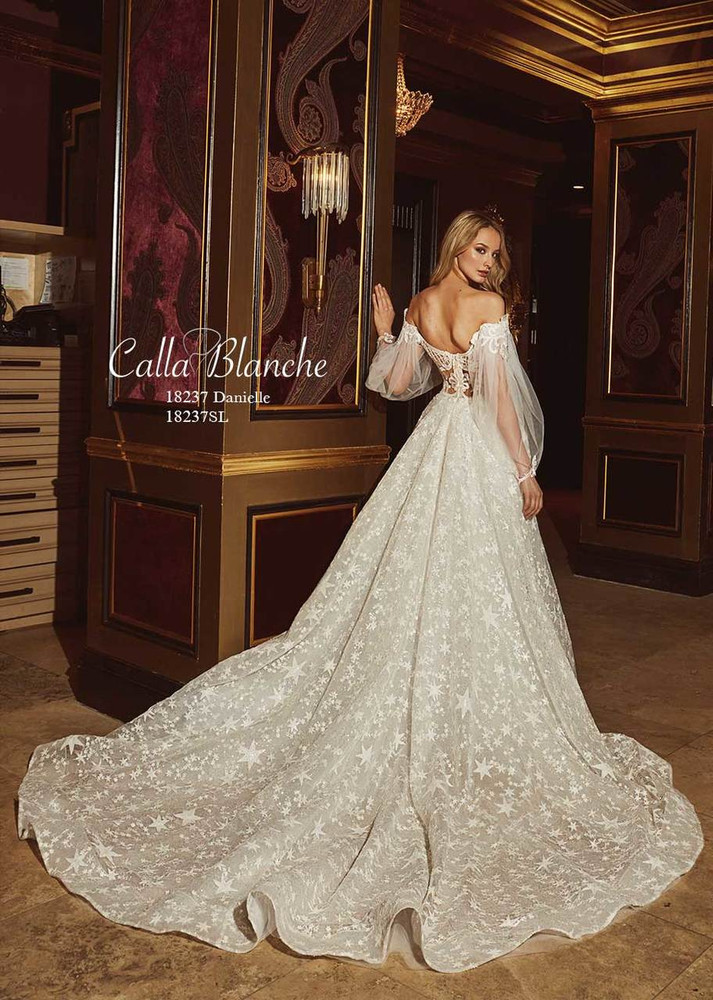 Danielle Wedding Gown by Calla Blanche