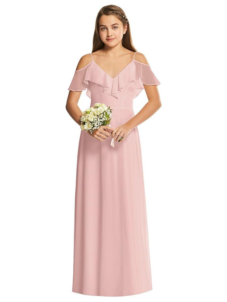 Dessy Junior Bridesmaid Dress JR548 in 64 colours