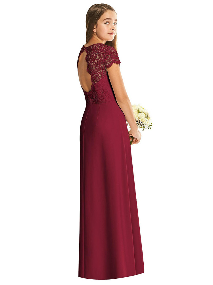 Alfred Sung Junior Bridesmaid JR546 in 7 colours