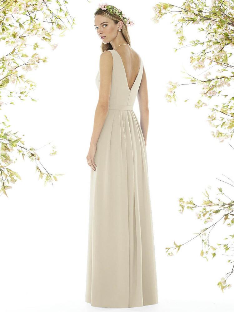 Social Bridesmaid Dress 8157