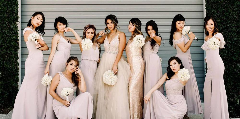 After Six Bridesmaid 1505