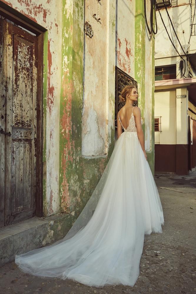 Teagan Wedding Gown by Calla Blanche