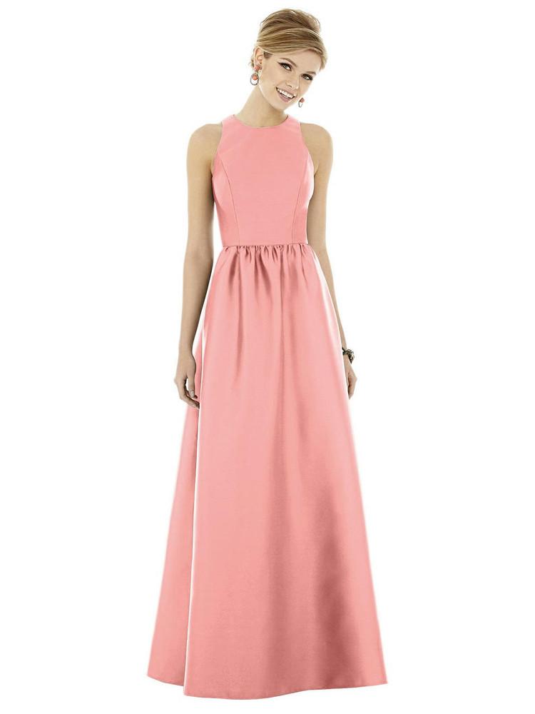 d0b718956411 Bridesmaid Dresses | Alfred Sung Bridesmaids D707