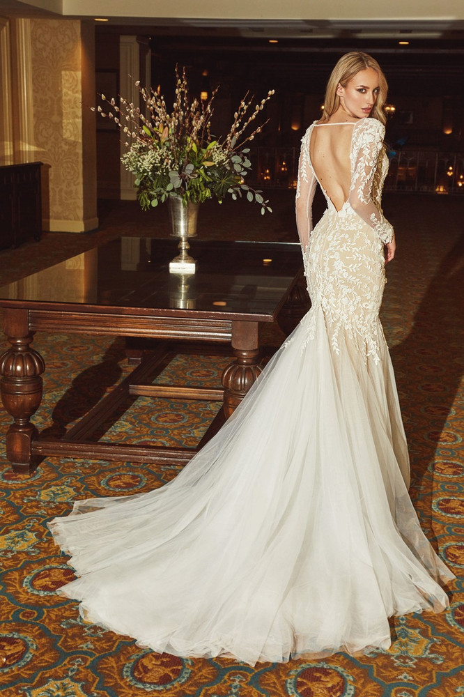 Scarlett Wedding Gown by Calla Blanche