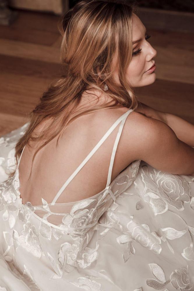 Luna Wedding Gown by Calla Blanche