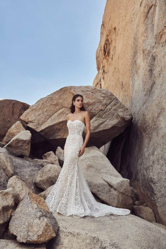 Shannon Wedding Gown by Calla Blanche style 19111