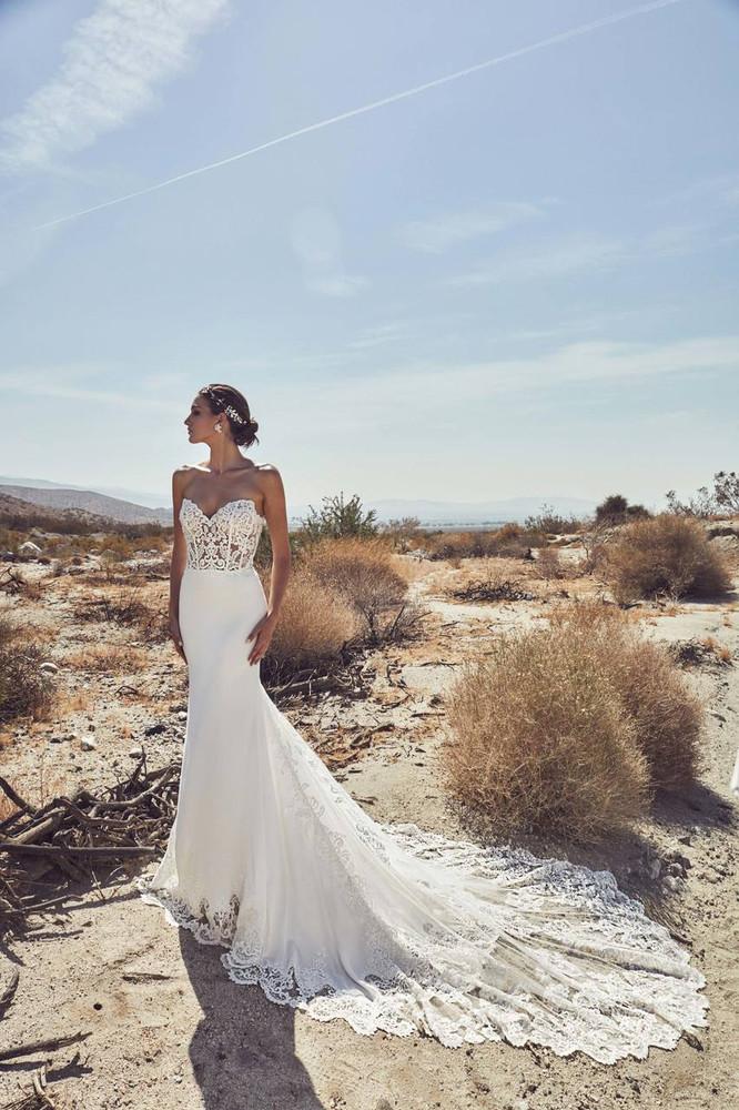 Emma Wedding Gown by Calla Blanche