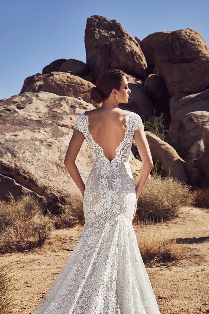 Dawn Wedding Gown by Calla Blanche