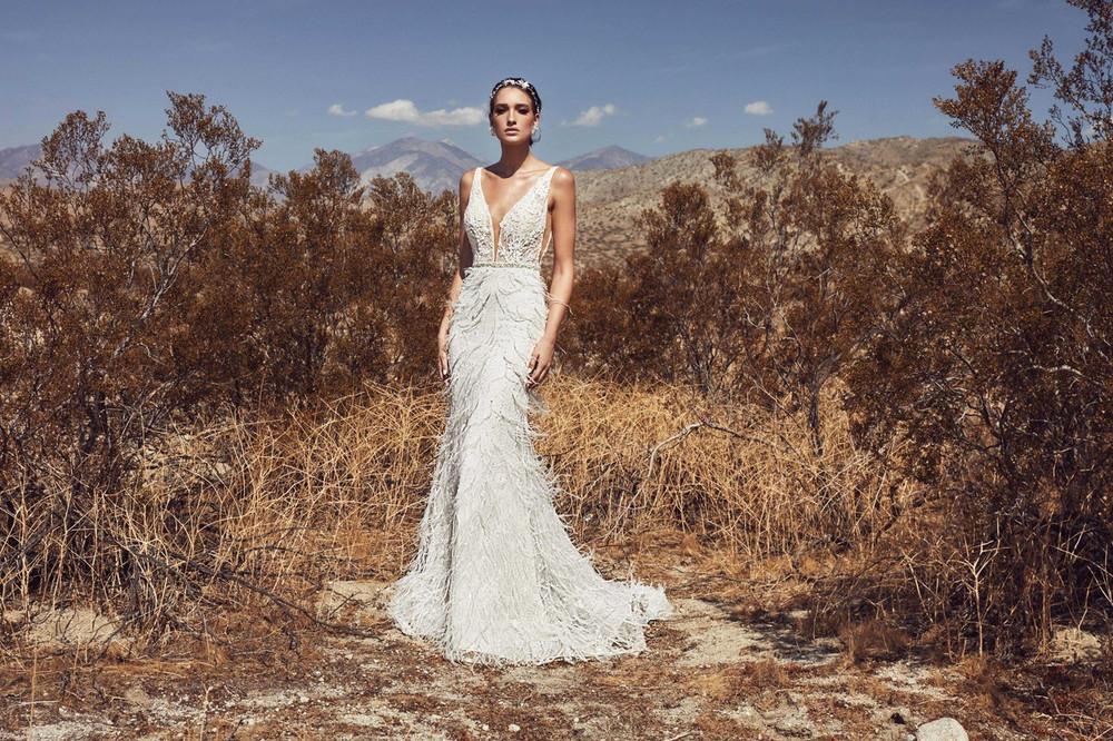 Gwendalyn Wedding Gown by Calla Blanche