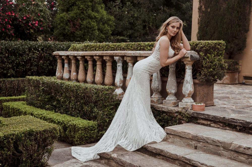 Kayla LA18235 by Calla Blanche