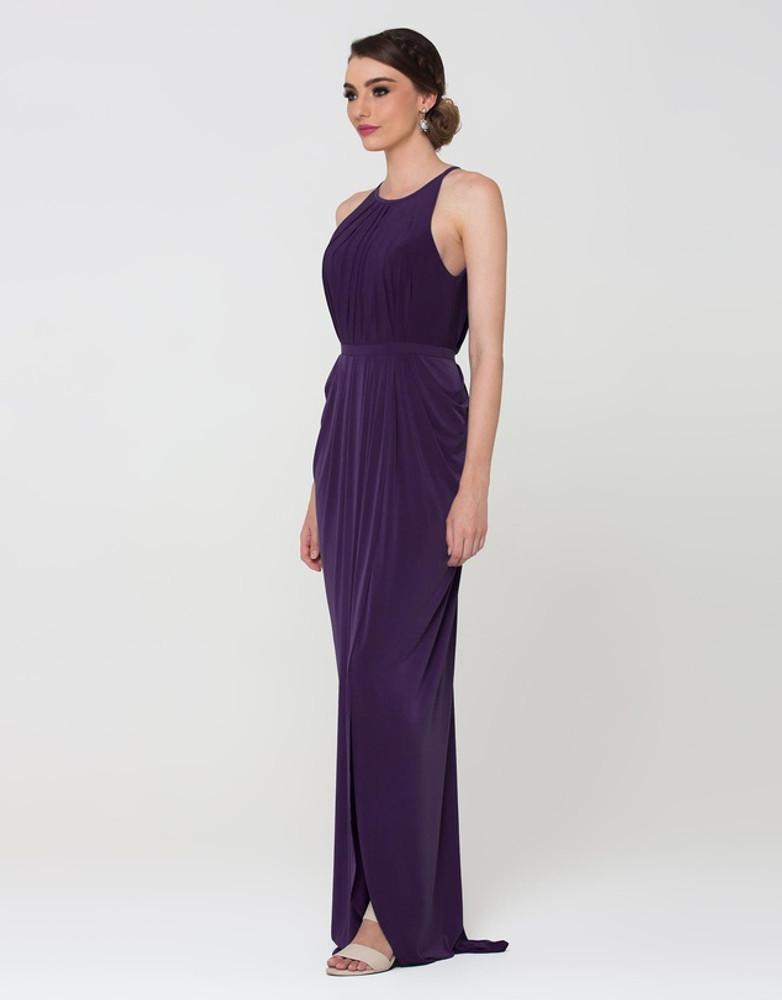 Sandra Dress TO76 by Tania Olsen Designs in Purple size 12