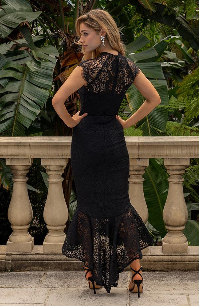 Francis Dress By Miss Holly Black
