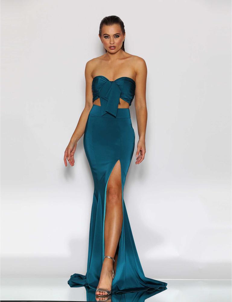 Melinda 2 Piece Dress (JX2043) by Jadore Evening