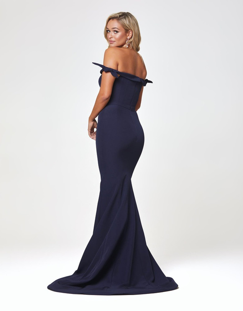 Remi Dress by Tania Olsen Designs Navy
