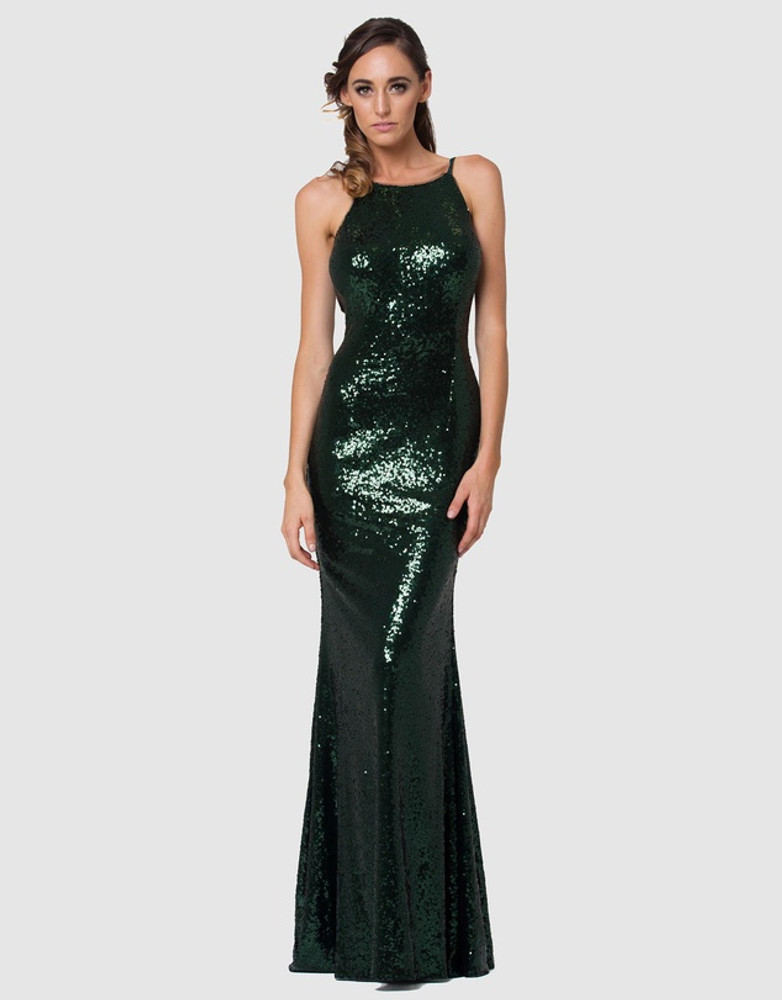 Sadie Sequin Dress by Tania Olsen Designs