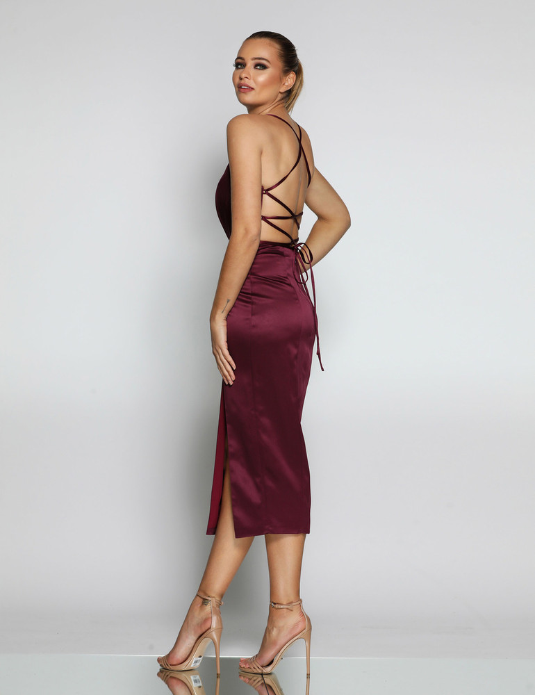 Valerie Cocktail Dress (JX1101C) by Jadore Evening