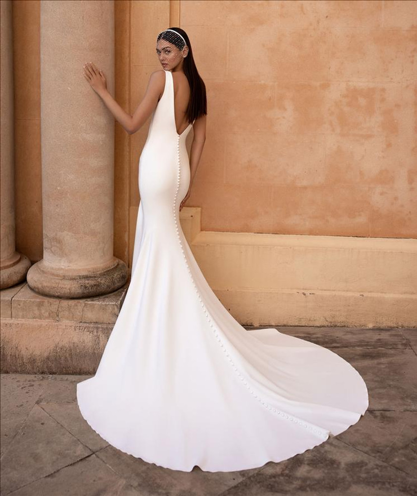 Eureka Wedding Gown By Pronovias Barcelona