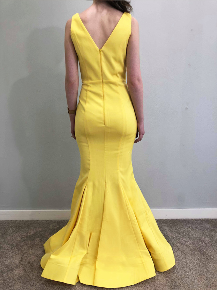 Jadore JX2027 Yellow size 8 only