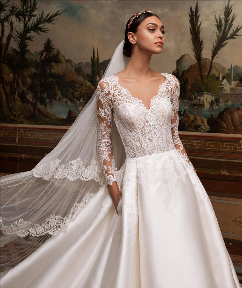 Albion Wedding Gown By Pronovias Barcelona
