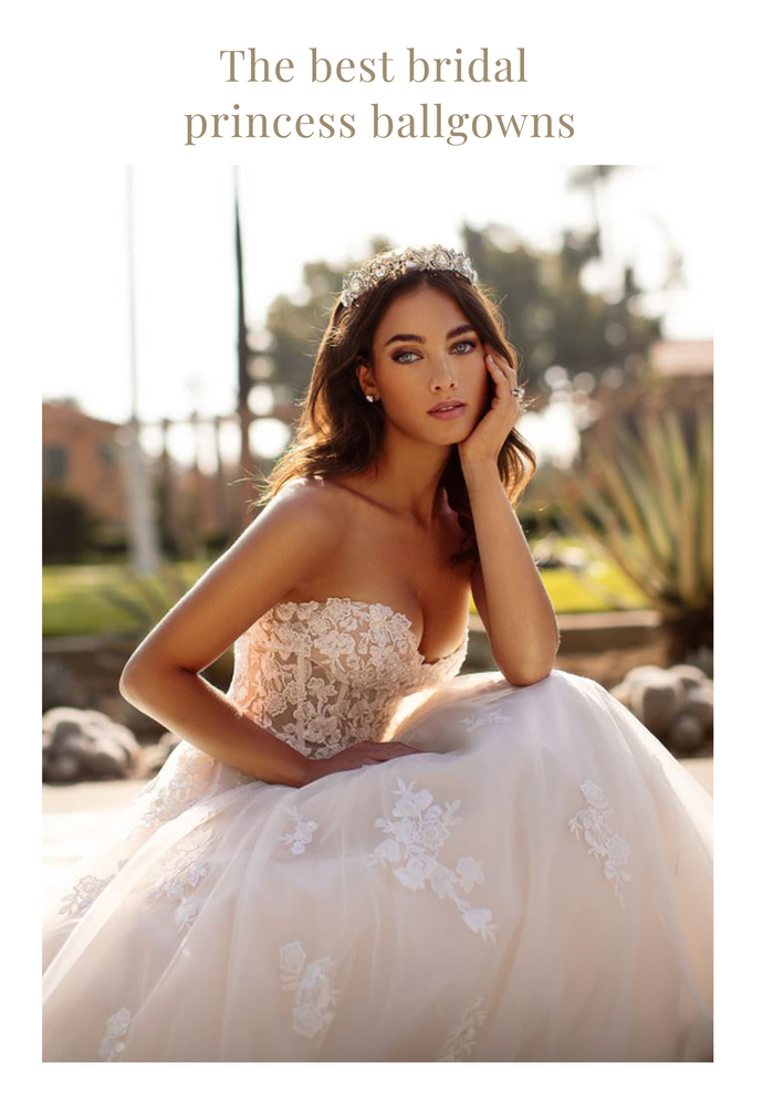 Moonlight Bridal Princess Ballgowns: The only inspiration you'll need