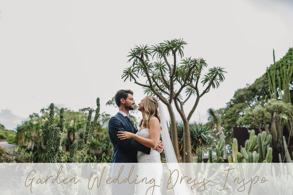 Best Garden Wedding Dresses