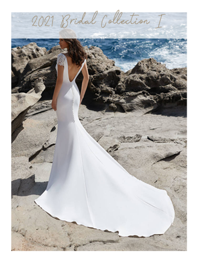 Pronovias 2021 Bridal Collection: PART 1