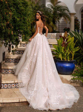 Tahnee H1395 by Moonlight Bridal