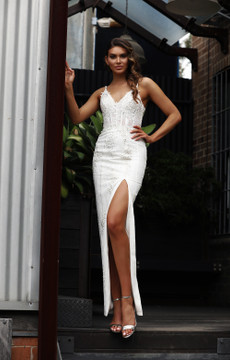 Ashlyn JX3008 Dress by Jadore Evening
