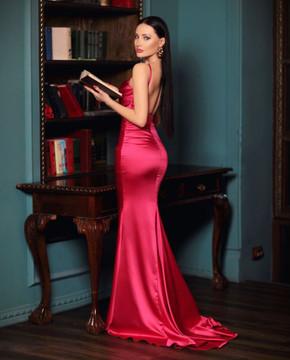 Amora Dress JP116 by Jadore Evening