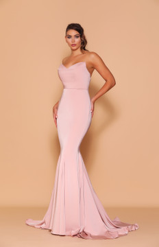 Carolina Dress By Les Demoiselle LD1127