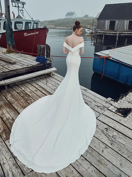 Brogan by Calla Blanche Bridal