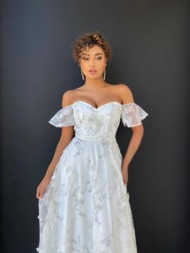 Rosie Sweetheart Neckline Lace Formal Dress JX4009 by Jadore Evening