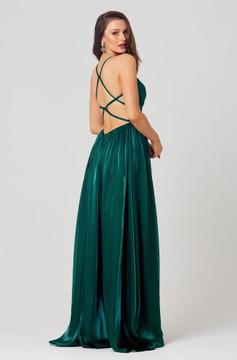 Lee Satin Formal Dress by Tania Olsen