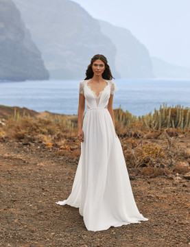 Carlyle Gown by Pronovias