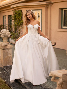 Tanesha J6799 by Moonlight Bridal