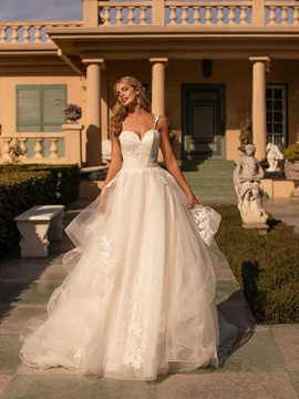 Qiana J6802 by Moonlight Bridal