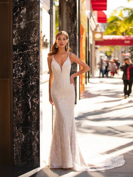 Oakleigh H1442 by Moonlight Bridal