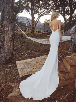 Lulu Gown from La Perle by Calla Blanche Bridal  (arrive in August)