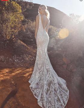 Fallon Gown from La Perle by Calla Blanche Bridal
