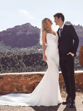 Gwen Gown from La Perle by Calla Blanche Bridal