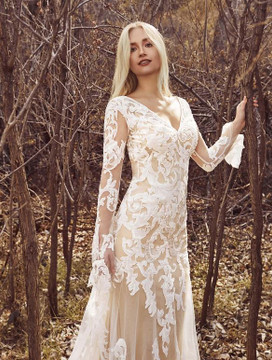 Frankie Gown from La Perle by Calla Blanche Bridal