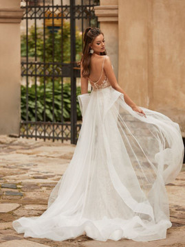 Charlie Wedding Gown J6820 by Moonlight Bridal