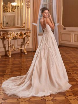 Dacia Wedding Gown J6824 by Moonlight Bridal