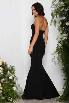 Mina Dress By Elle Zeitoune in Black size 10