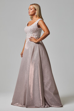 Damalia A-Line Evening Dress by Tania Olsen Designs